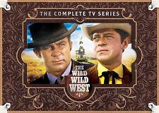 The Wild Wild West - The Complete Series (DVD, 2008)