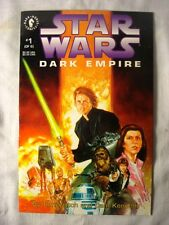 Star Wars Dark Empire #1 by Tom Veitch and Cam Kennedy Dec 1991  FP  VF/NM