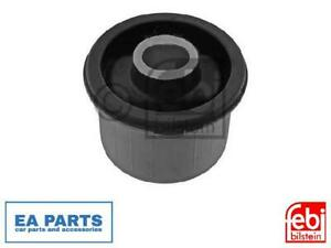 2x Mounting, axle beam for AUDI FEBI BILSTEIN 38782 fits Front