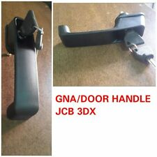 DOOR HANDLE CABIN WITH 2 KEYS (PART NUMBER 123/04067)- JCB BACKHOE 3CX