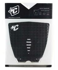 Mick Fanning Surfboard Tail Pad - Deck Grip In Black/White Creatures Of Leisure