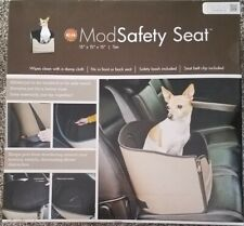 😊 NIB ModSafety Seat PET Gear CAR & CARRIER SMALL Tan TRAVEL Cat or Dog  $74.99