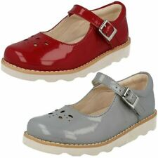 Clarks Buckle Shoes for Girls