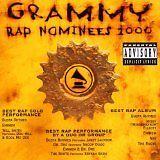 VARIOUS ARTISTS ( EMINEM, DR DRE, NAS, . - Grammy rap nominees 2000 - CD Album