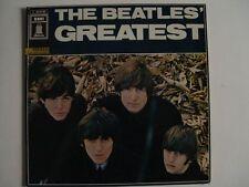 "THE BEATLES GREATEST  12"" Vinyl LP NM-  EMI 1 C 062-04 207"