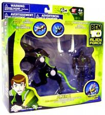 Ben 10 Alien Force Alien Creatures Alien X Action Figure Set