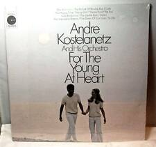 ANDRE KOSTELANETZ & His Orhestra  / FOR THE YOUNG AT HEART - Sealed LP