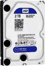 """Western Digital WD Blue 2 TB, SATA 6Gb/s, 3.5"""" (8,9 cm)"""