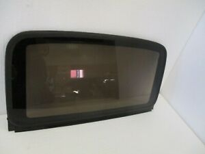 1990-1993 Acura Integra 2 Door Sunroof Glass