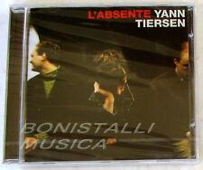 YANN TIERSEN - L'ABSENTE - CD Sigillato