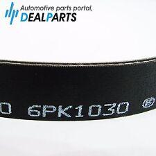 GENUINE Serpentine Belt  6PK1030