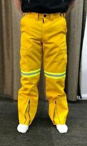 Nomex Trouser Yellow 200gsm (#22) Size: 89w + 6 i/leg