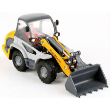 Diecast Compact Wheel Loader 1:50 Scale Heavy Construction Vehicle Hobby Model