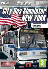 City Bus Simulator New York - PC DVD - brand new and factory sealed