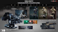 Call of Duty: Modern Warfare - Limited Dark Edition PlayStation 4 PS4 DLC NEW