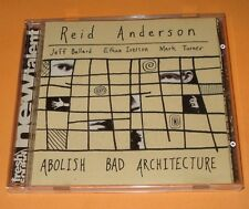 REID ANDERSON Abolish Bad Architecture ETHAN IVERSON THE BAD PLUS CD Spain 1999