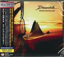 DREAMTIDE-DREAM AND DELIVER-JAPAN CD C41