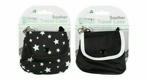 Dummy Travel Case On The Go Soother Pacifier Holder First Steps Baby Toddler