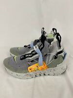 Nike Space Hippie 03 This Is Trash Volt Grey CQ3989-002 Mens Size 5 / Womens 6.5