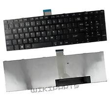 New replacement TOSHIBA PSKG8E-02R00MFR black frame English Uk layout keyboard