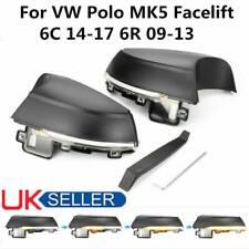 For VW Polo MK5 Facelift 6C 14-17 6R 09-13 Car LED Dynamic Turn Signal Indicator
