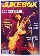 JUKEBOX n°45; Led Zeppelin/ Searchers/ Sonorama/ Alan Freed/ Bruce Spingsteen