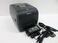 Intermec PC43t 203dpi USB Thermal Label  Printer with AC Adapter PC43TA0010020