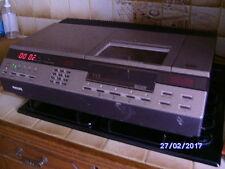 lecteur video cassettes
