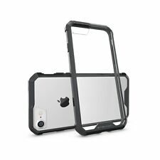 Transparent Shockproof Crystal Clear Case for iPhone 7 PC Bumper Case Cover