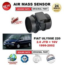 FOR FIAT ULYSSE 220 2.0 JTD + 16V 1999-2002 AIR MASS SENSOR 5PIN with HOUSING