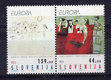 SLOVENIE Slovenia 1993 Art Painting Europa Yv 46/47 MNH **