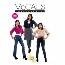 McCalls Sewing Patterns 6407 Misses Lined Jackets Size 6-14