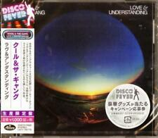 KOOL & THE GANG-LOVE & UNDERSTANDING-JAPAN CD Ltd/Ed B63