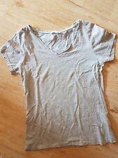 Shirt * Gr. S * grau  * Basic-Shirt *  Sommer * Amisu * neuwertig