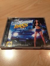 Maximum Bass Turbo, 2012 Various [Ministry Of Sound] CD, Aus Seller, 3 Discs