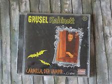 CD: Grusel Kabinett (1) Carmilla, der Vampir