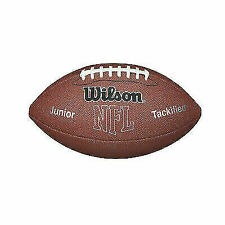 Wilson Wtf1414Pt Football with Pump & Tee - Brown