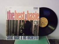 "Count Basie,Roulette SR 5208,""The Best of Basie""US,LP,stereo,STILL IN SHRINK,M"