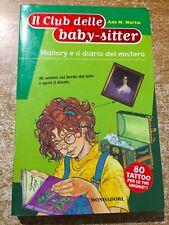 Mallory e il diario del mistero Il Club delle baby - sitter Ann M. Martin 2001
