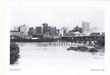 "*Postcard-""The James River""  ...Classic- *Richmond, VA (#210)"