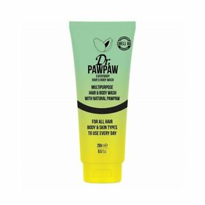 Dr. Paw Paw Multipurpose Hair & Body Wash with Natural Paw Paw 250ml
