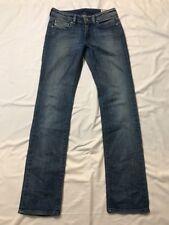 Diesel Women's Blue Ronhy Jeans Size 25x30