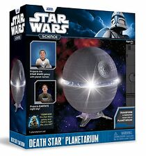 Star Wars Science Death Star Todesstern Planetarium Uncle Milton NEU