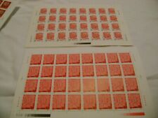 CHINA-(-1993-)-SC#2429-2430-YEAR of the ROOSTER=LOT of TWO(-2-)-FULL SHEETS =MNH