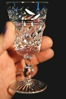 Beautiful Stuart Crystal Cheltenham Sherry Glass
