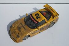 AUTOGRAPHED RON FELLOWS 1:18 RACED VERSION  DAYTONA 24 HR.CORVETTE IMSA/ NASCAR