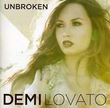 Demi Lovato - Unbroken: International Edition [New CD] Argentina - Import