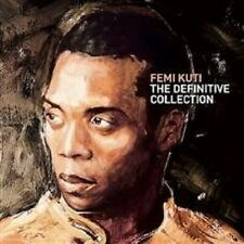 Femi Kuti The Definitive Collection 2-CD NEW 2007