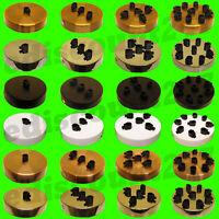 SIMPLE & MULTI POINT PRISE PENDENTIF PLAFOND ROSE 1-9 GOUTTES CORDON GRIPS