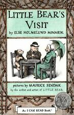I Can Read Level 1: Little Bear's Visit by Else Holmelund Minarik (1961,...